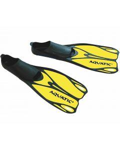 AQUA SPEED Laguna Snorkeling Fins Yellow