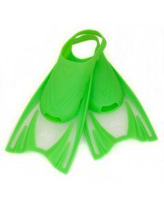 AQUA SPEED FROG Training Fins Lime Green