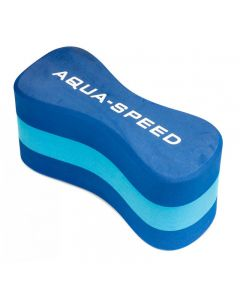 AQUA SPEED 3-Layers Pullbuoy Junior