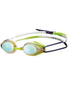 ARENA Tracks Mirror Racing Goggles Yellow/Purple/Green