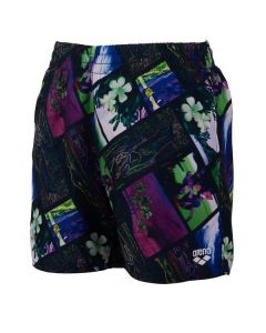 ARENA Boys Tropic Boxer Black