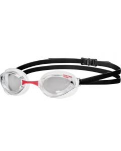 ARENA Python Racing Goggles Clear/White/Black