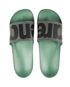 ARENA Unisex Urban Slide Sandals Army peldbaseina čības