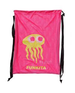 FUNKITA Mesh Gear Bag You Jelly?