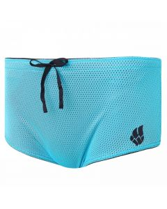 MAD WAVE Unisex Reversible Drag Shorts Black/Turquoise