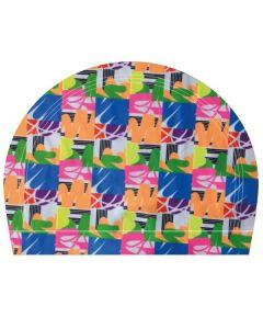 RAS Abst Elastane Junior Swim Cap