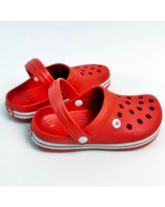 RAS Red Junior Pool Shoes