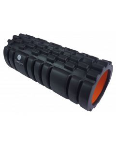 SVELTUS Foam Roller Grid Black