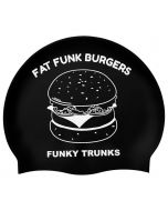 FUNKY TRUNKS Fat Funk Silicone Swimming Cap