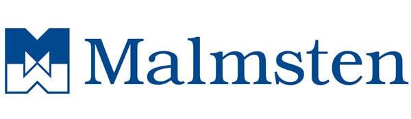 MALMSTEN Logo. LATSWIM.SHOP